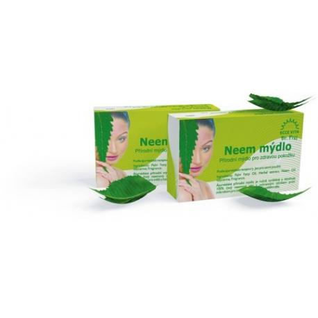 ECCA VITA - Neem prírodné bylinné mydlo