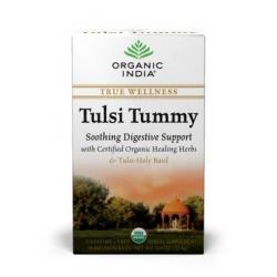 Ajurvédsky čaj TULSI TUMMY - pre dobré trávenie