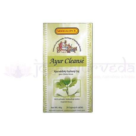 AYUR CLEANSE – detoxikácia a očista