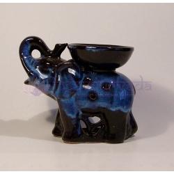Aromalampa Slon veľký, modročierny