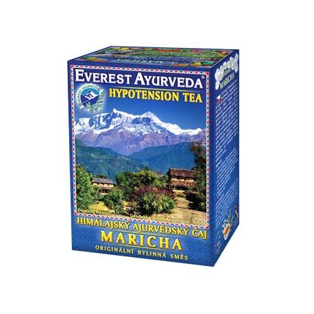 Ajurvédsky čaj Maricha – Nízky krvný tlak