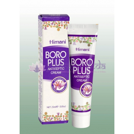 HIMANI - BORO PLUS 25 ml antiseptická masť