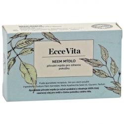Prírodné bylinné mydlo neem Ecce Vita 75g
