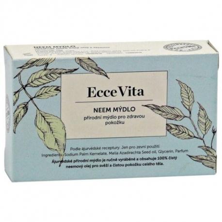 Prírodné bylinné mydlo neem 75g