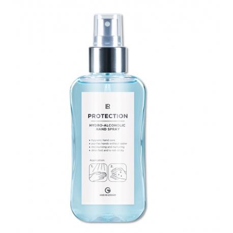 Ochranný hydroalkoholovy spray