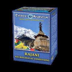 Ajurvédsky čaj Rajani na nervový systém a koordináciu