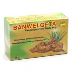 SIDDHALEPA - BANWELGETA - ajurvédske peelingové mydlo