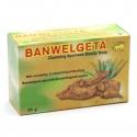 SIDDHALEPA - BANWELGETA - 100% prírodné peelingové ajurvédske mydlo