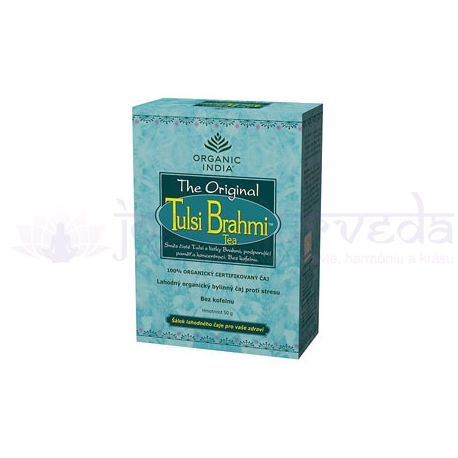 TULSI BRAHMI TEA sypaný čaj