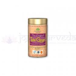 TULSI čaj GINGER darčeková plechovka 100g