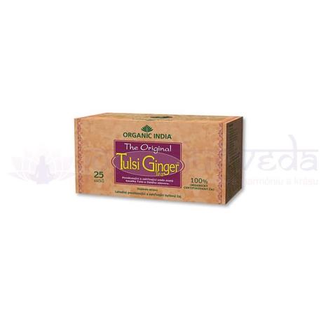 TULSI GINGER TEA sáčky