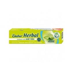 DABUR  - bylinná zubná pasta  s  Aloe Vera