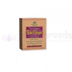 TULSI čaj GINGER sypaný,50g