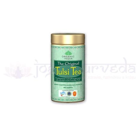 TULSI ORIGINAL TEA darčeková plechovka