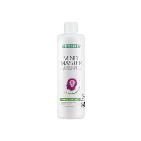 Mind Master zelený  s Aloe Vera