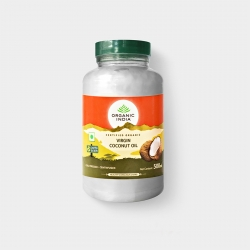 Kokosový olej EcceVita Bio 500ml