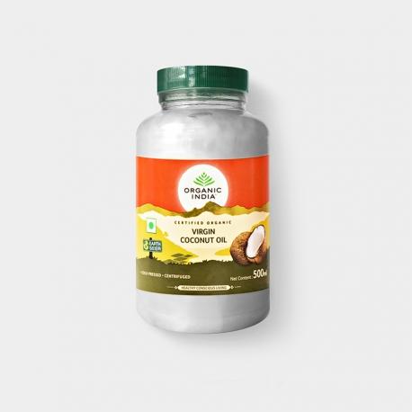 Kokosový olej Organic India Bio 500ml