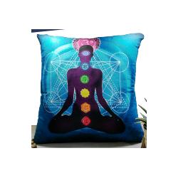 Meditačný vankúš yoga chakra