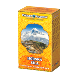 SHERPA TEA - Horská sila