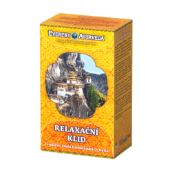 BHUTAN TEA - Relaxačný kľud