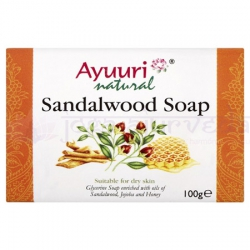 AYUURI - Mydlo so santalom