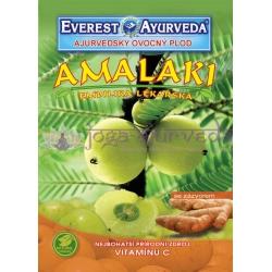 AMALAKI - tradičné indické ovocie - Zázvor