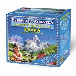KHANA – Detský čaj pre dobré trávenie