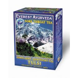 Ajurvédsky čaj TULSI – Nachladnutie a bolesti v krku