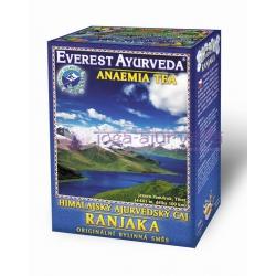 Ajurvédsky čaj RANJAKA – Chudokrvnosť