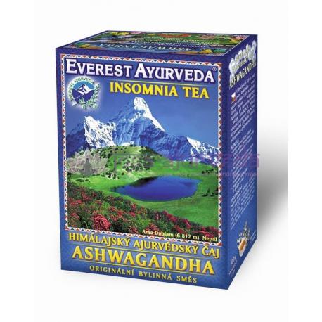 ASHWAGANDHA – Kľud a spánok