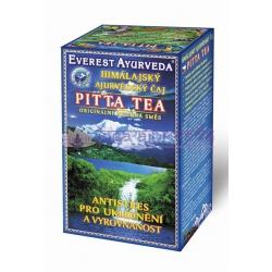 Ajurvédsky čaj PITTA - Antistres na upokojenie a vyrovnanosť