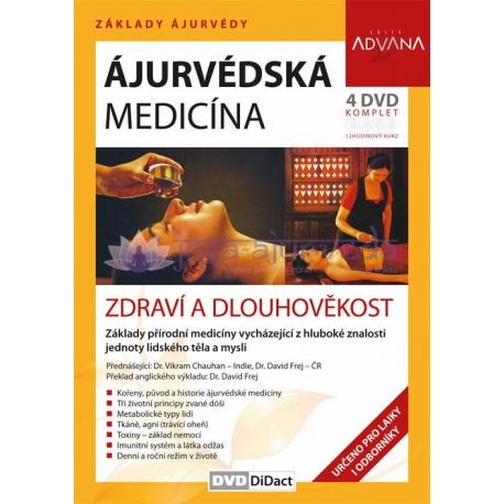 Ájurvédská medicína - zdraví a dlouhověkost