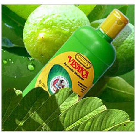 SIDDHALEPA - VISAKA - Ajurvédsky bylinný šampón