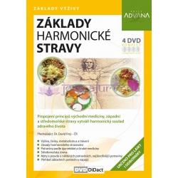 DVD Základy harmonické stravy