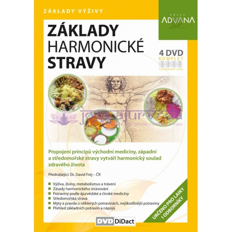 Základy harmonické stravy