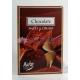 Čokoláda - čajové sviečky 6 ks
