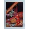 Jablko-škorica - čajové sviečky 6 ks
