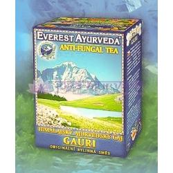 Ajurvédsky čaj GAURI - Kandidóza a kožné plesne