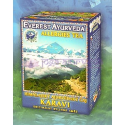 Ajurvédsky čaj KARAVI - Alergia
