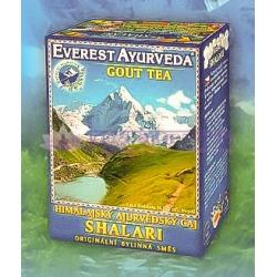 Ajurvédsky čaj SHALARI - Dna a kĺbové opuchy
