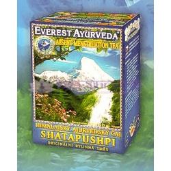 Ajurvédsky čaj SHATAPUSHPI - Absencia menštruácie
