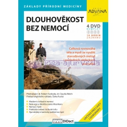 DVD Dlouhověkost bez nemocí