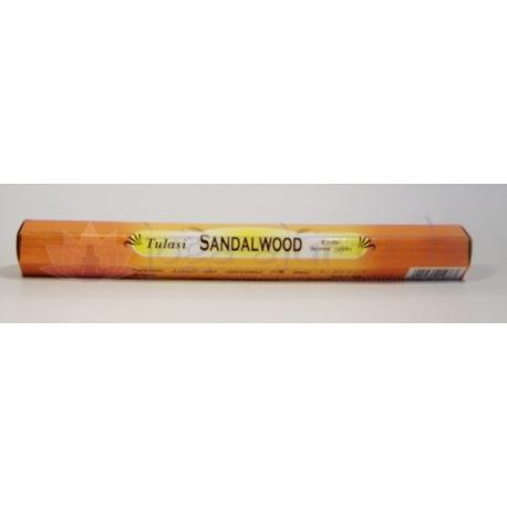 Santalové drevo - vonné tyčinky