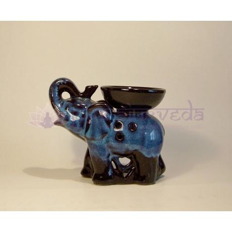 Aromalampa Slon menší, modrý
