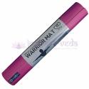 Podložka na jogu WARRIOR - Cyklamenová, hrúbka 4 mm